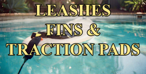 surfboard leash fins review