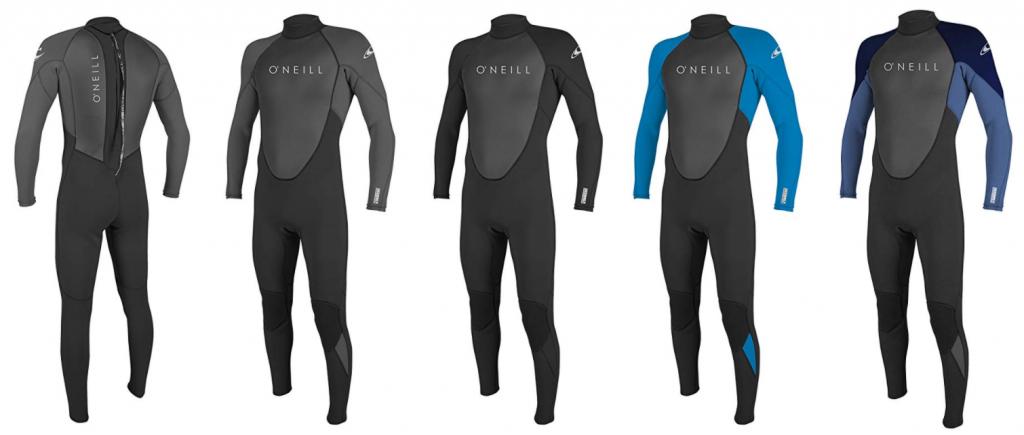 oneill mens reactor wetsuit
