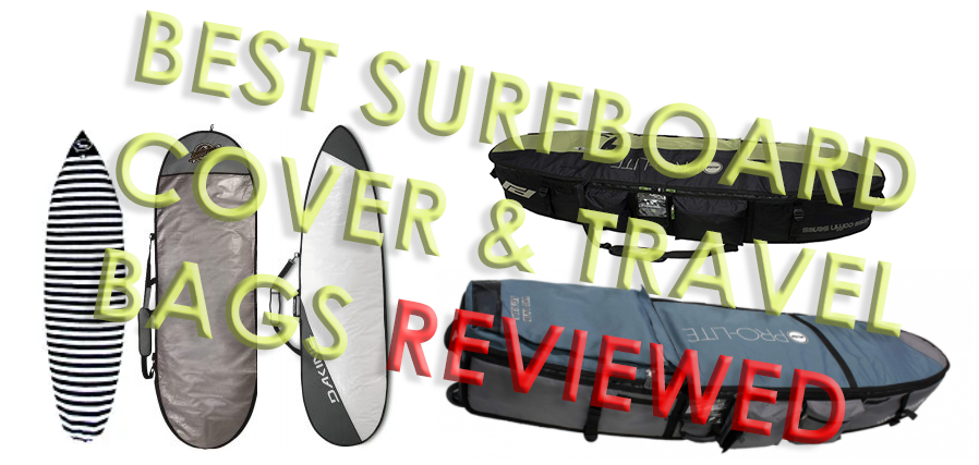 Best Surfboard Cover Bags