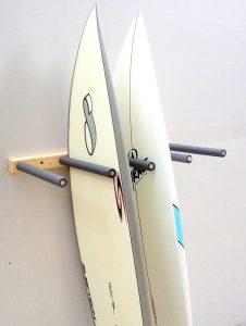 surfboard floor rack