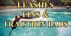 surfboard leash fins review