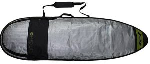 surfboard cover bag with a shoulder strap