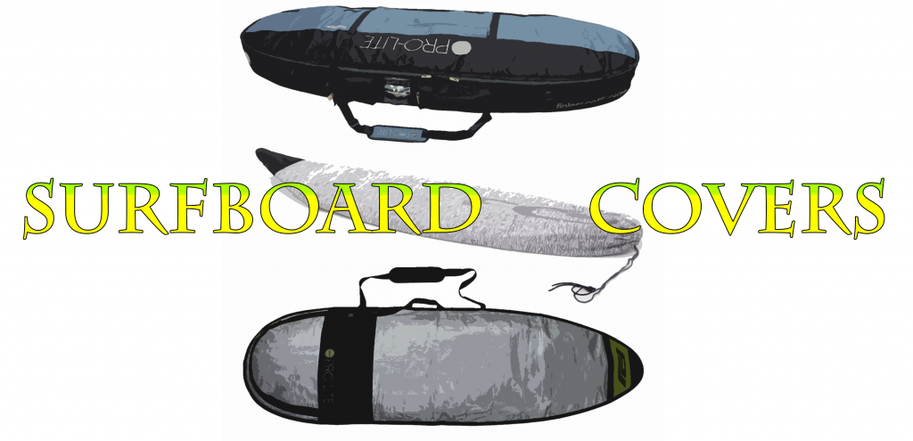 different types of surfboard cover bags
