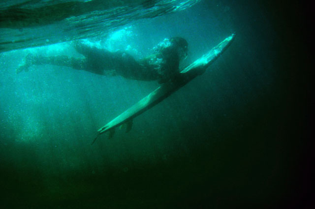 duck dive surfing terms