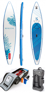 inflatable stand up paddle board with bag