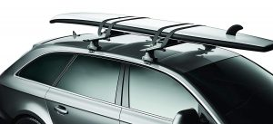 thule shuttle surfboard rack