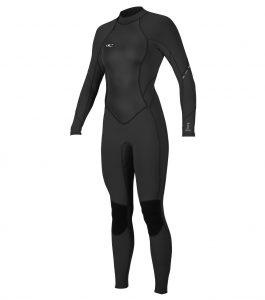 females surf wetsuit