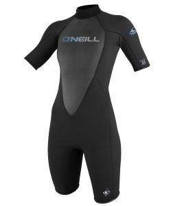 o'neill reactor womens shorty wetsuit