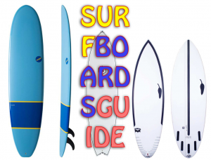 surfboards guide