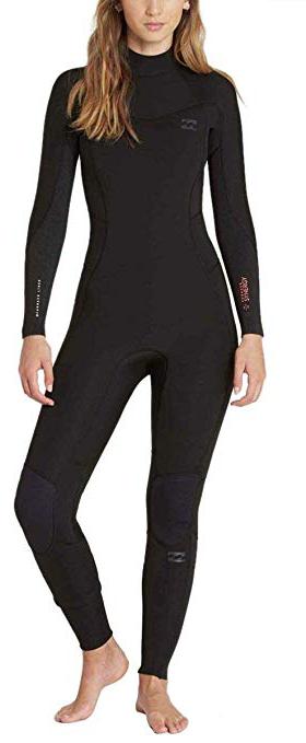 billabong furnace womens surf wetsuit