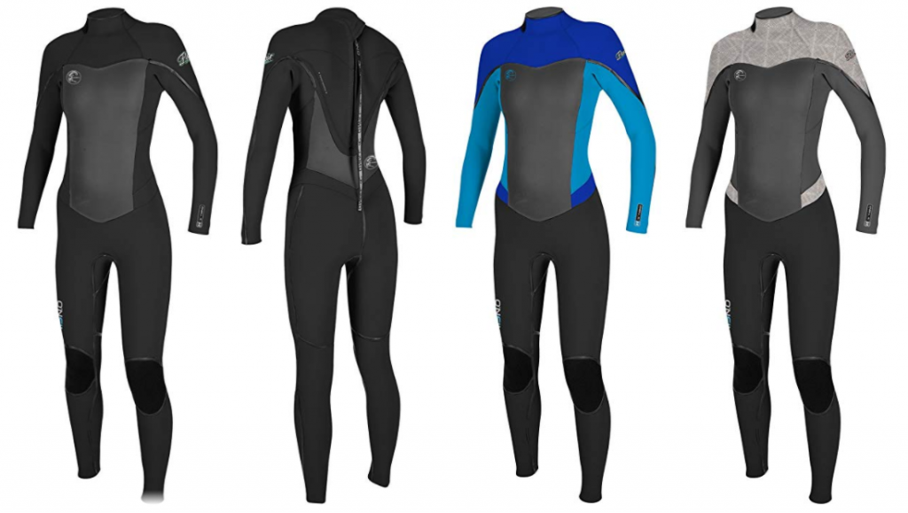 o'neill flair womens wetsuits