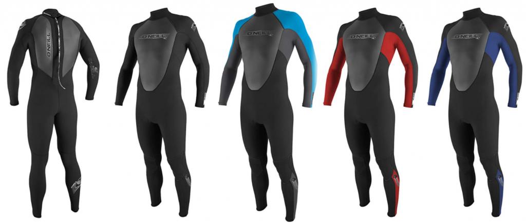 o neill reactor 1 mens surf wetsuit