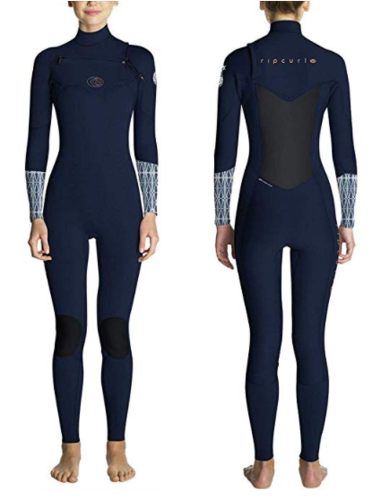 rip curl womens surf wetsuit