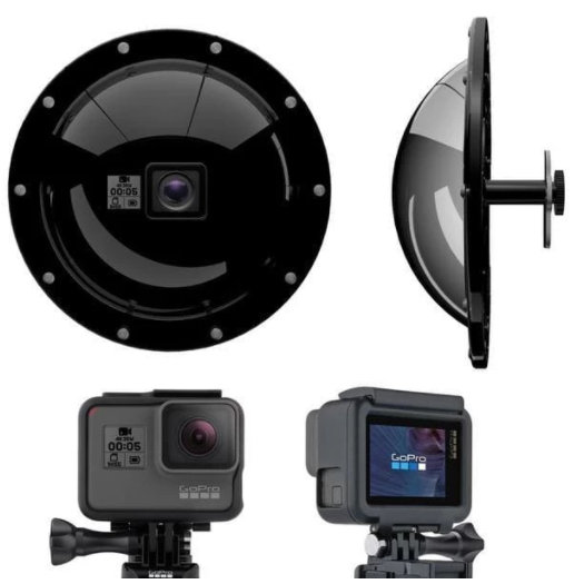 gdome gopro dome package