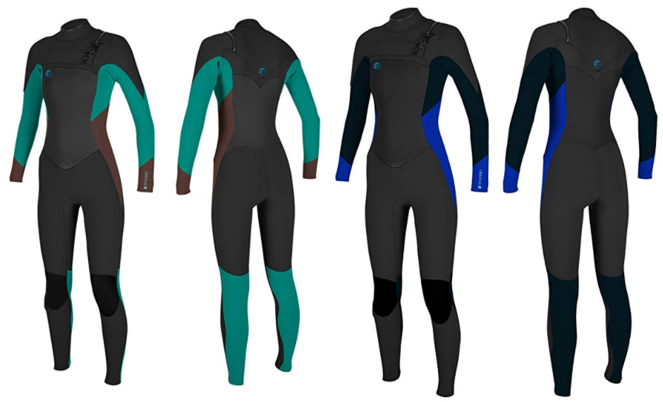 surf wetsuits by ripcurl - womens