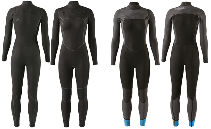 patagonia r1 yulex womens surf wetsuit