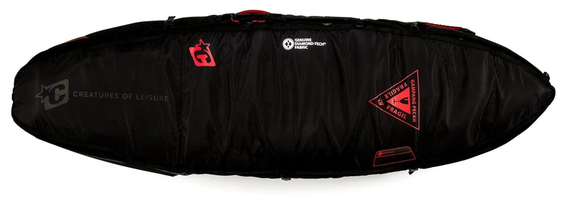 large surfboard cover bag for five surfboards