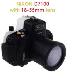 nikon d7100 camera housing