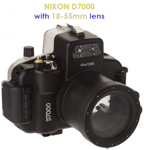 nikon d7000 camera housing