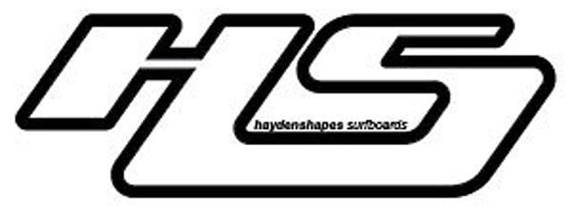 haydenshapes surfboard logo