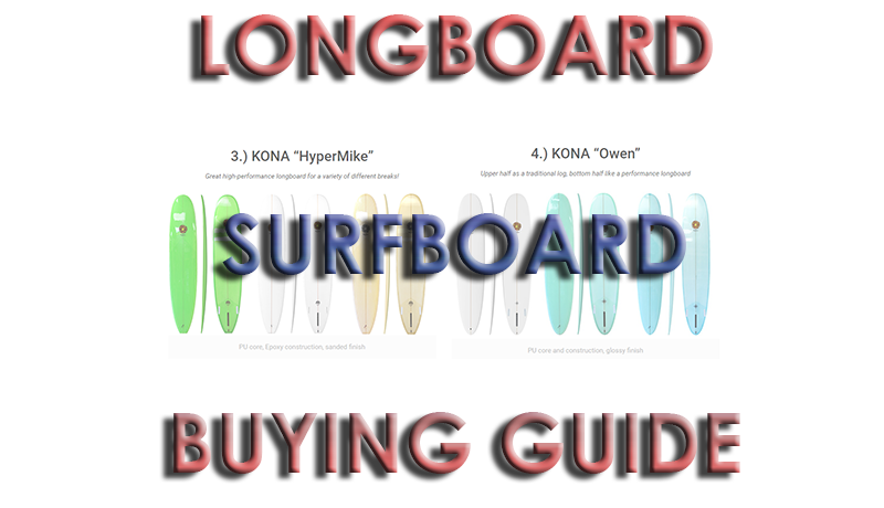 Longboard Surfboards Under $600