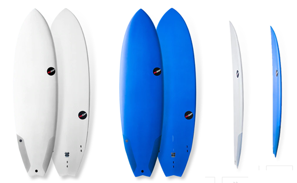 nsp protech surfboards
