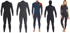 billabong furnace carbon wetsuits
