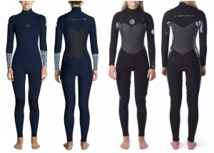 rip curl womens flashbomb warm water wetsuits