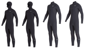 billabong furnace absolute surf wetsuits
