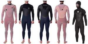 rip curl flasbomb mens wetsuits inside out