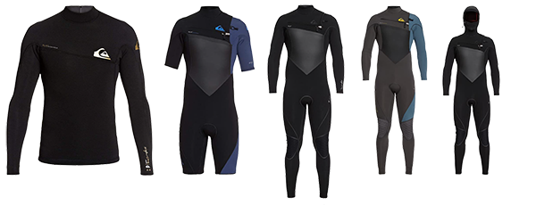 quiksilver highline plus mens wetsuits