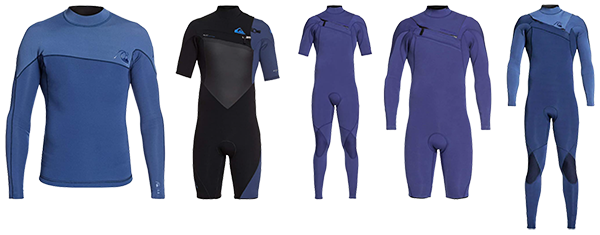 quiksilver highline limited mens wetsuits
