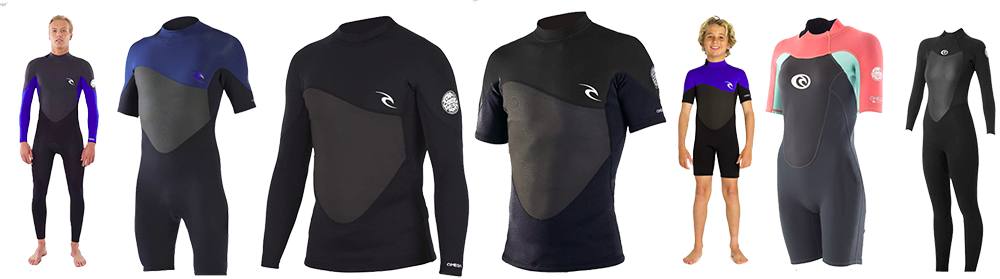all rip curl omega wetsuit models
