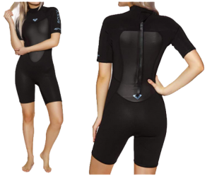roxy prologue shorty wetsuit