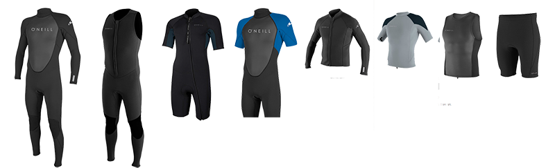 o'neill reactor 2 models for men