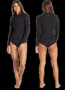 billabong salty dayz bikini cut wetsuit