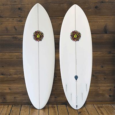 kona all-round allrounder surfboard